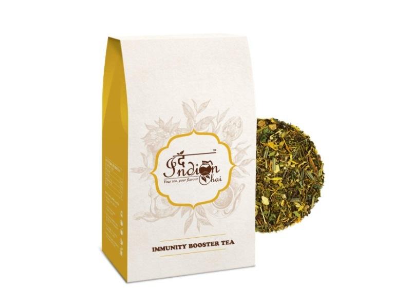 The Indian Chai - Immunity Booster Tea