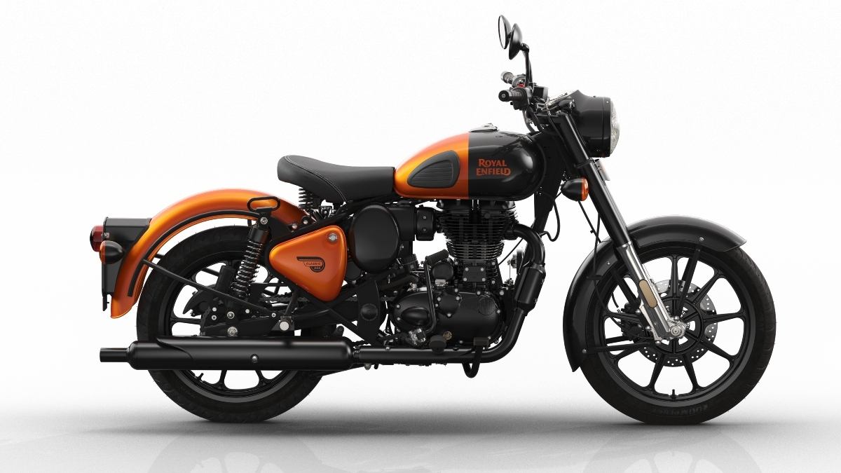 Royal Enfield Classic 350 News Royal Enfield Classic 350 Now Customizable Online Gets 2 New Colour Schemes