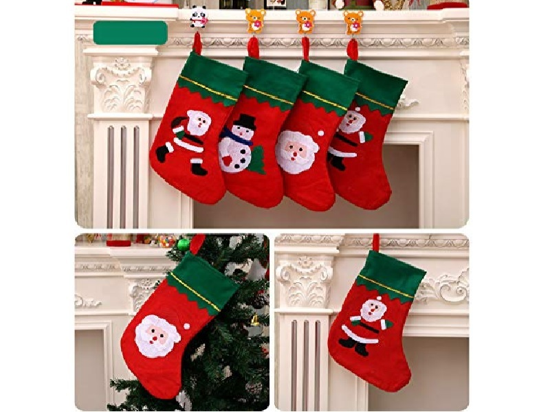 Chaussettes de Père Noël