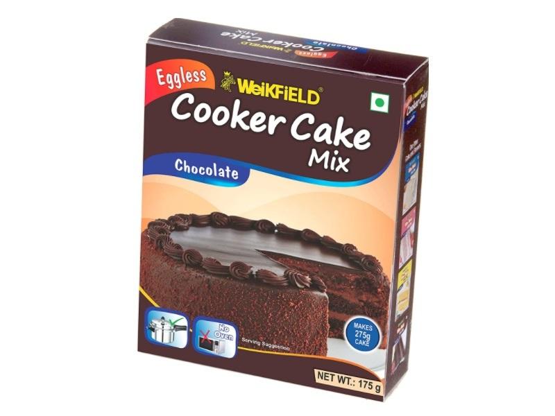 Wekifield Cooker Cake Mix, Chocolate