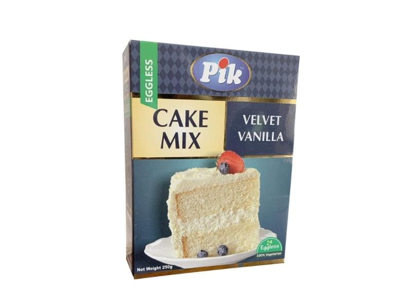 Pik Eggless Cake Mix - Velvet Vanilla