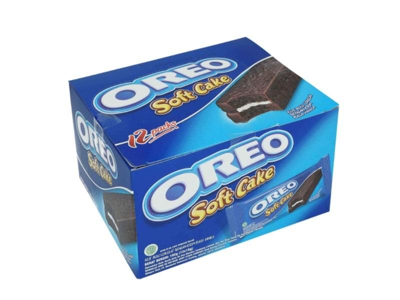 Oreo Kraft Oreo Soft Cake