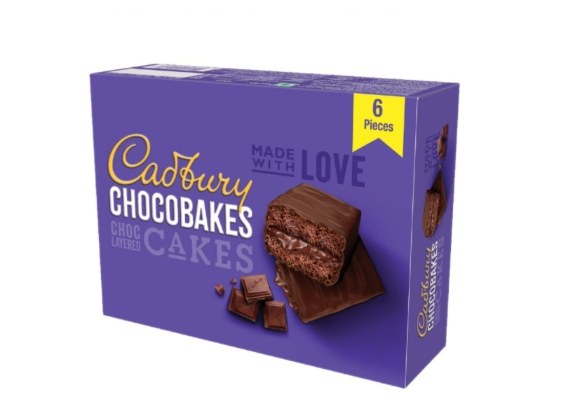 Chocobakes Choc Filled Cakes