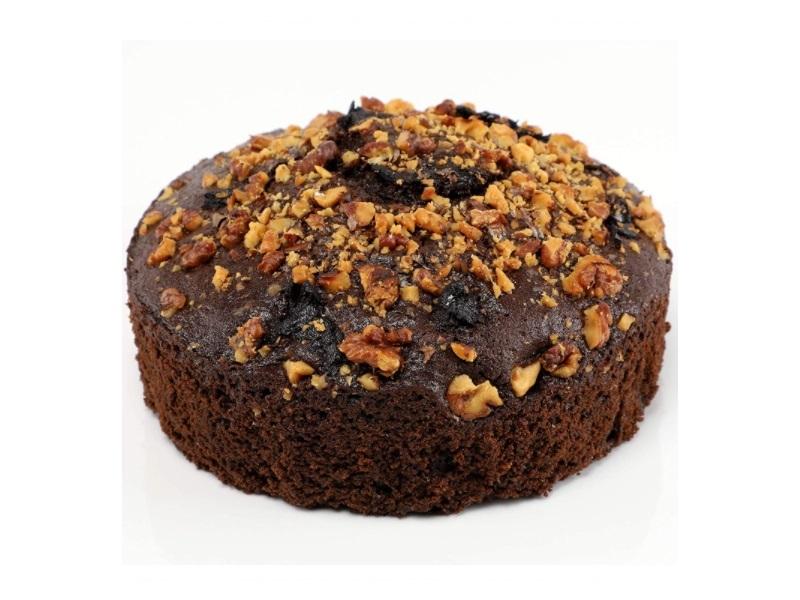 Ferns 'N' Petals Walnut Plum Cake
