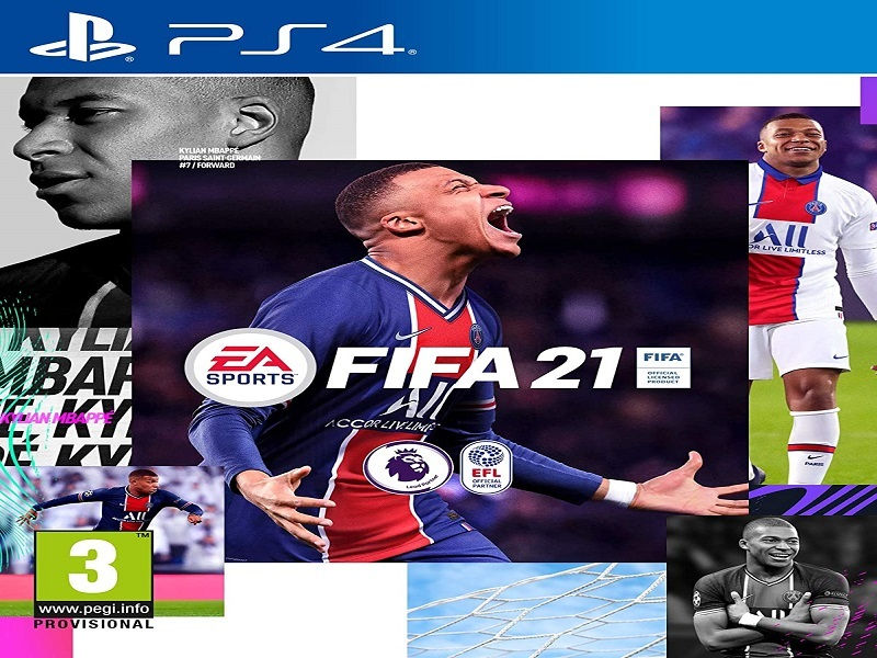 FIFA 21 Standard Edition (PS4)
