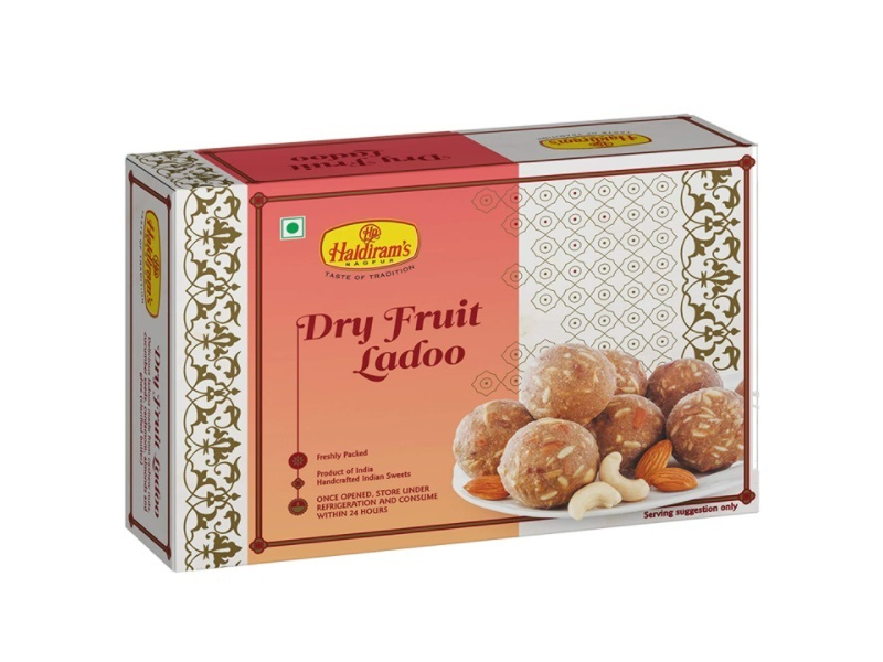 Haldiram's Nagpur Dry Fruit Ladoo