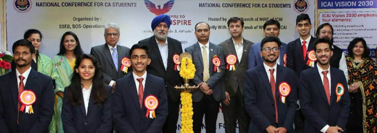 Conference for CA students inaugurated