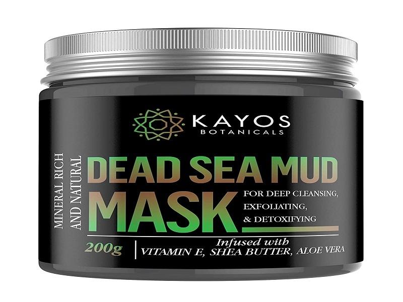 Kayos Dead Sea Mud Face Mask