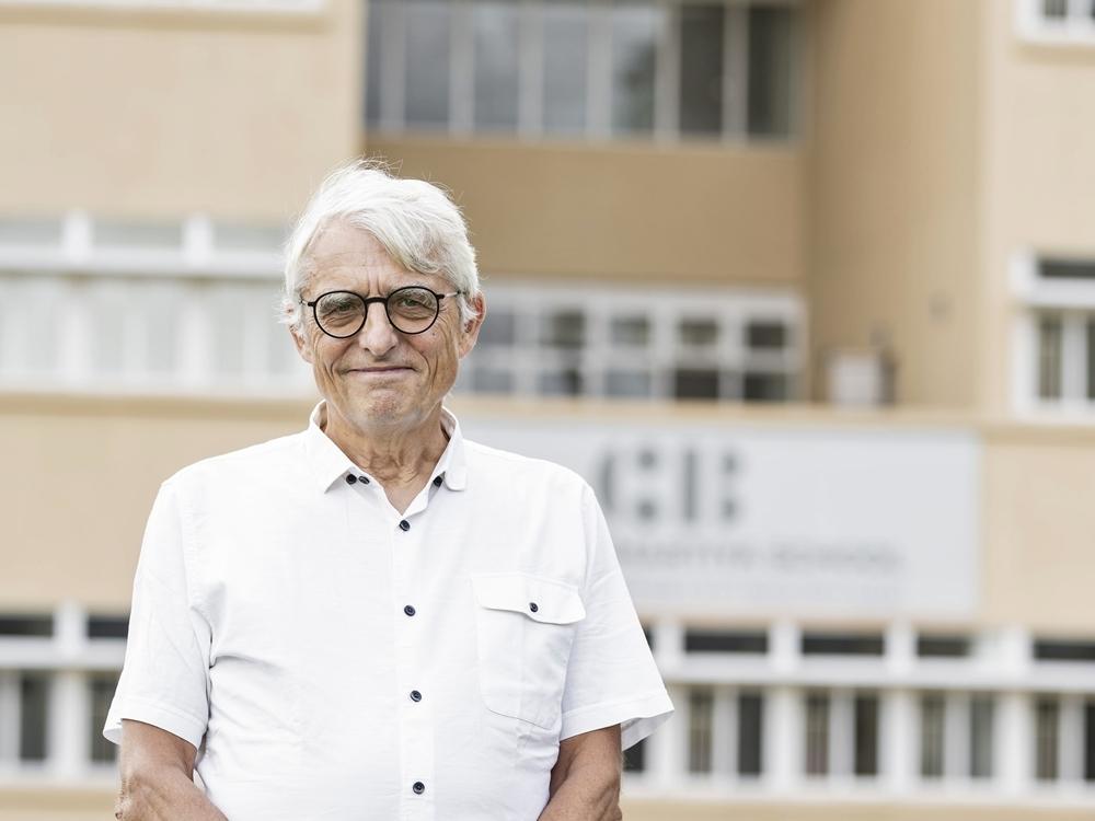 Allan Andersen, Director, Chaman Bhartiya School