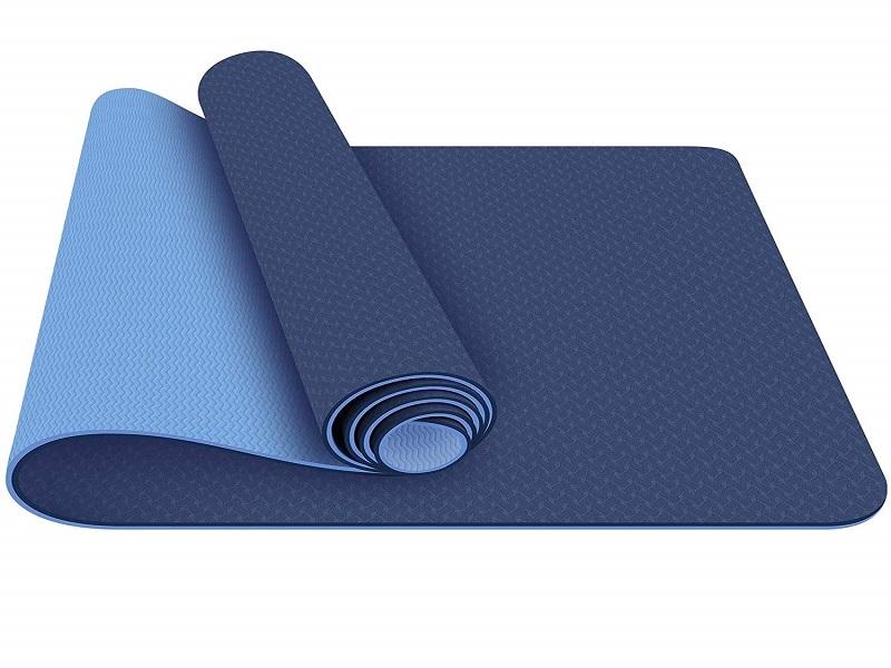 Strauss TPE Eco Friendly Yoga Mat