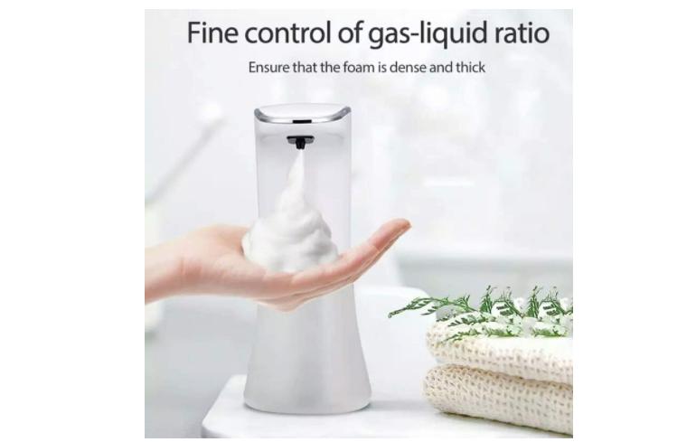 Touchless soap dispenser