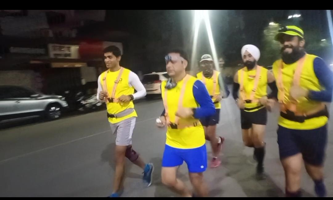 Marathon...
