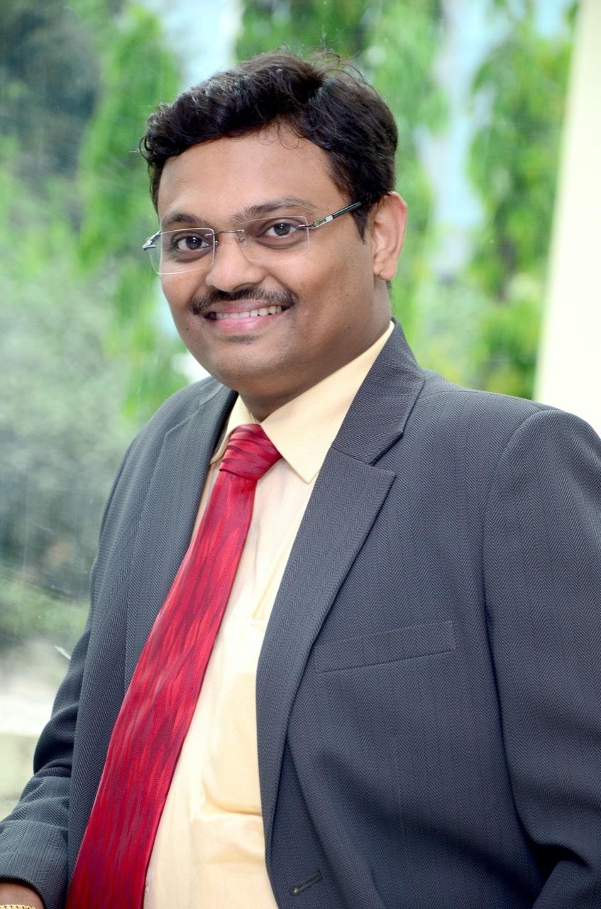 Dr. Anupam Anant Karmakar.
