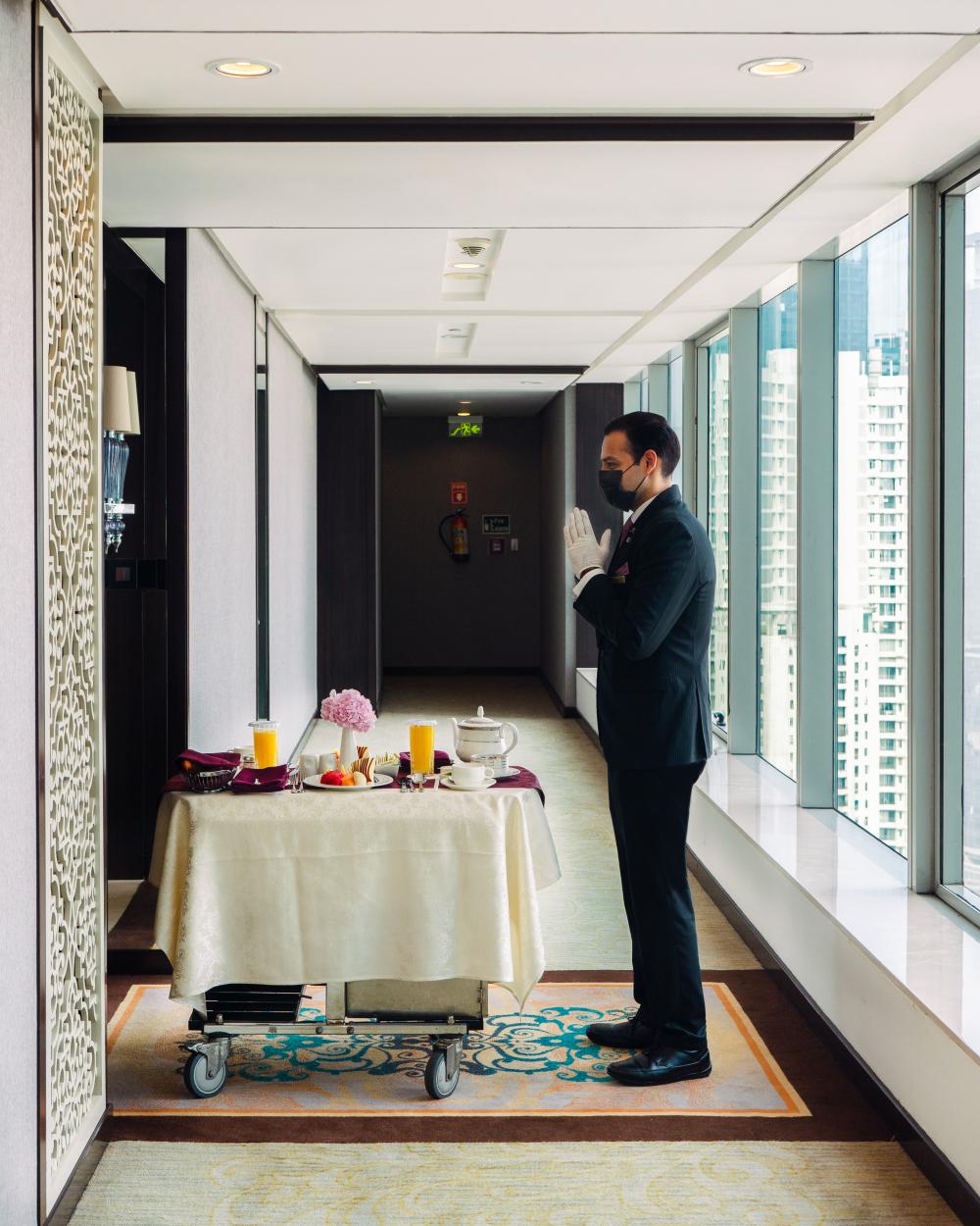 The St. Regis Mumbai - Butler - Private Dining