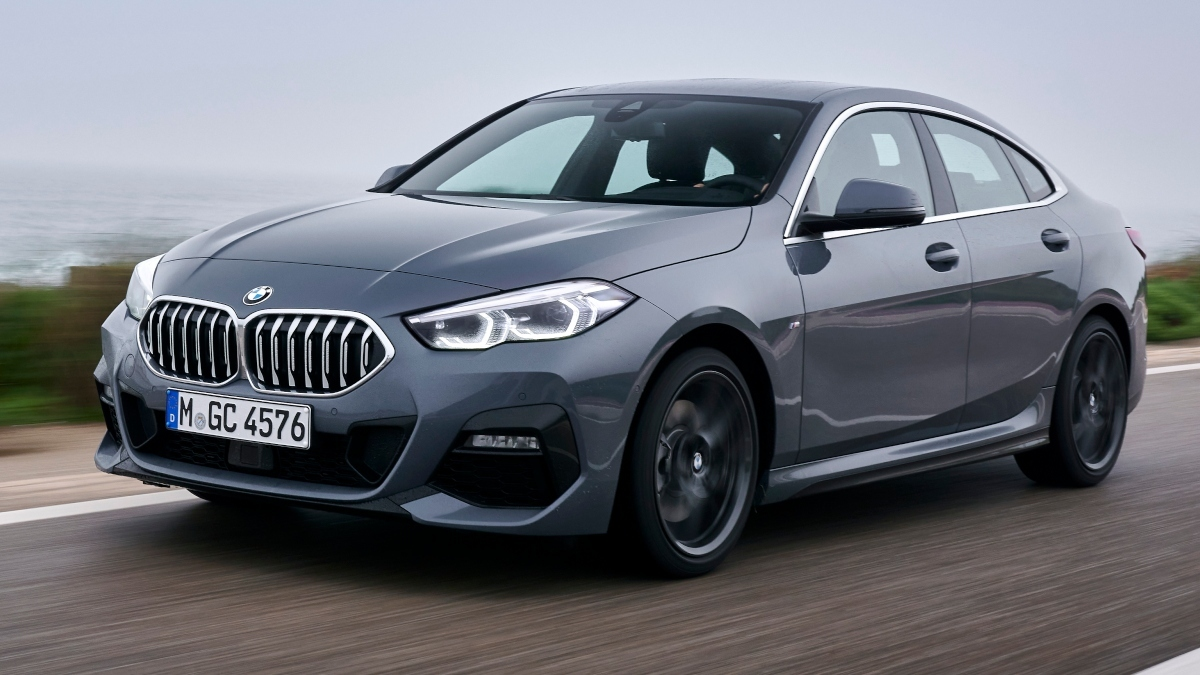 BMW 220i Sport launched, priced at Rs 37.90 lakh - Times of India
