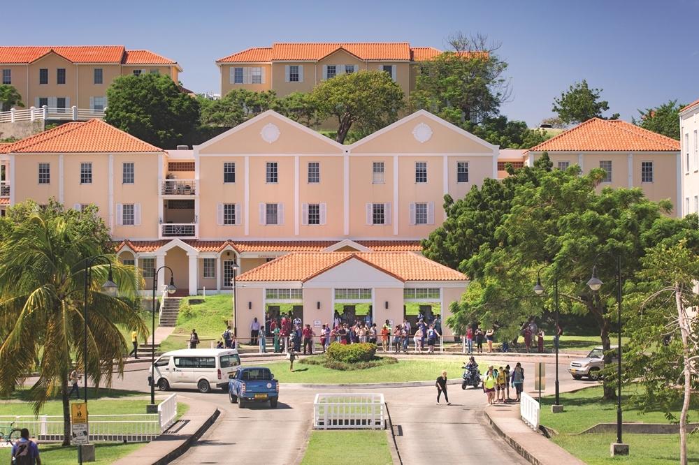 Residential and teaching facilities SGU Grenada campus