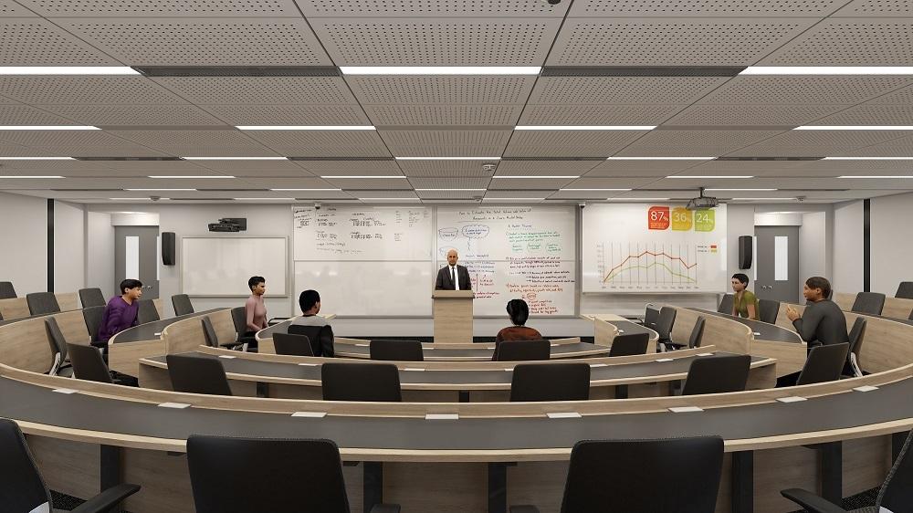 U Shaped Classroom 1