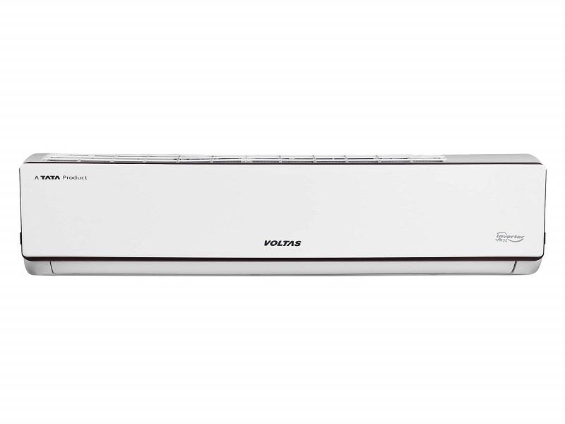 Voltas 1.4 Ton 5 Star Inverter Adjustable Split AC - 49% off