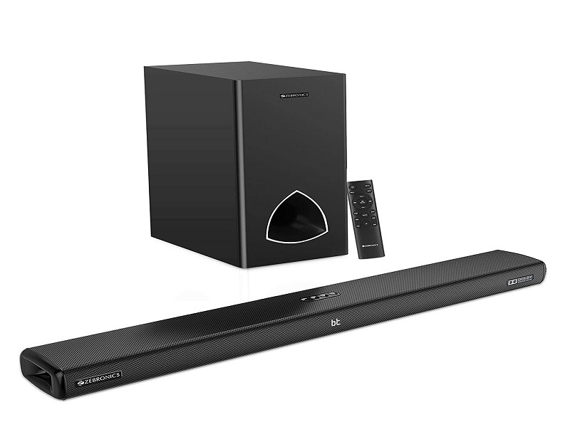 Zebronics soundbar - 61% off