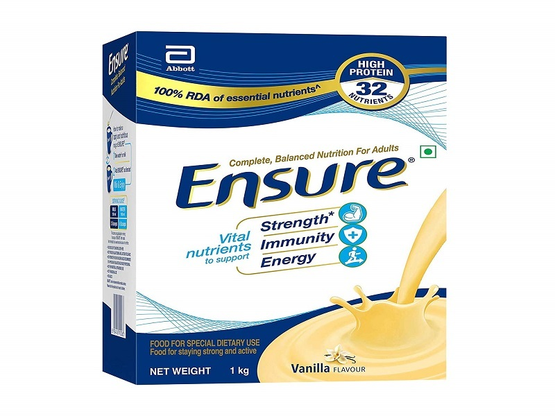 Ensure Complete, Balanced Nutrition Drink for Adults with Nutri