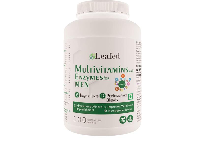 Leafed Multivitamin for Men