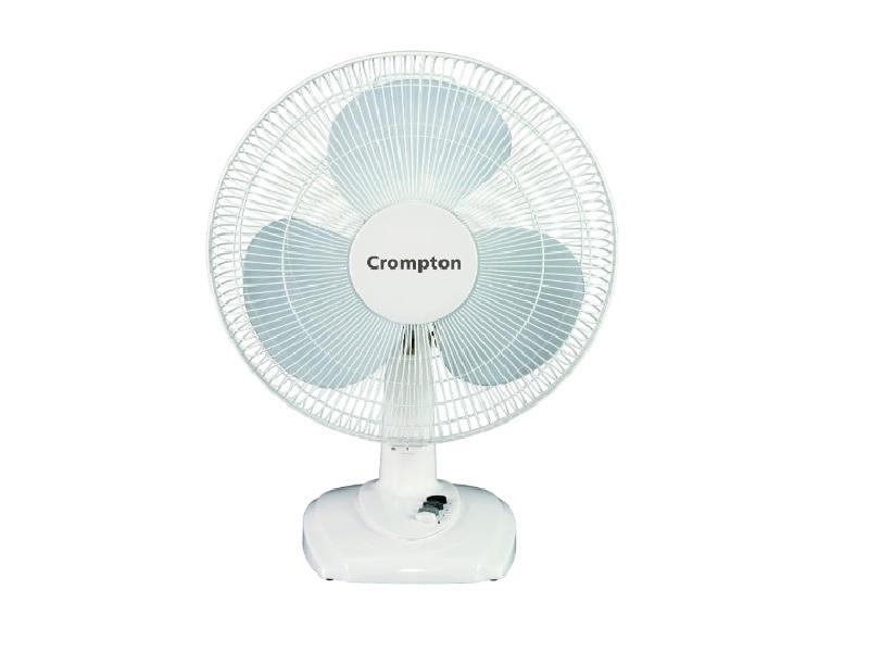 Crompton HiFlo Eva 16-inch Table Fan