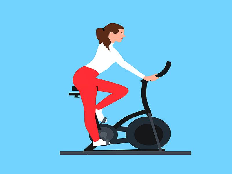 Excercise bikes