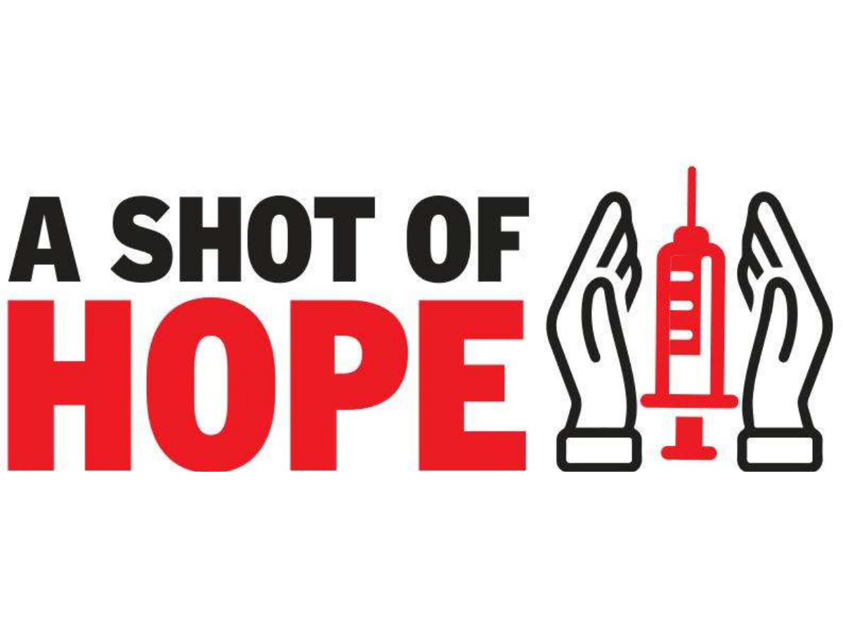 A shot of hope