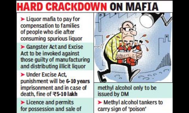 hard crackdown