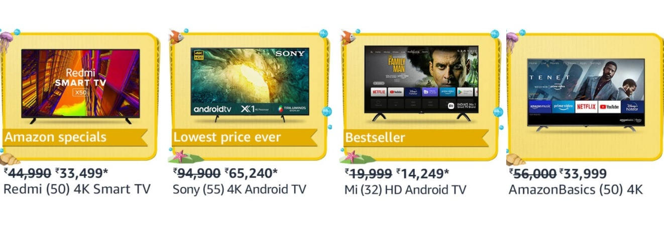 Best Offers On Televisions