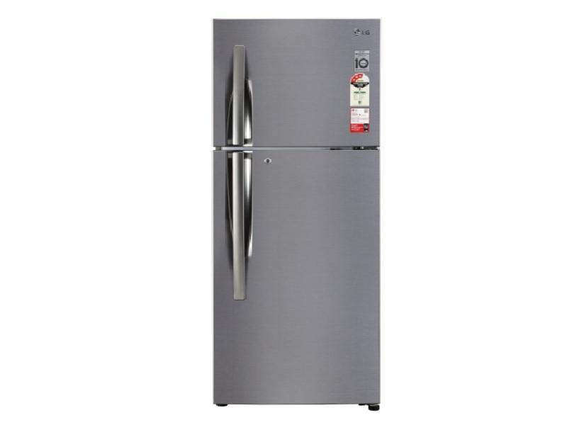 LG 260L 3 Star Double Door Refrigerator