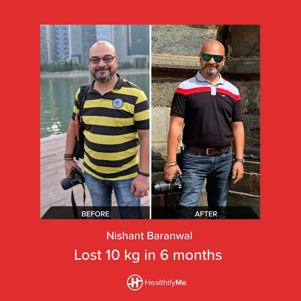 Transformation_Nishant Baranwal