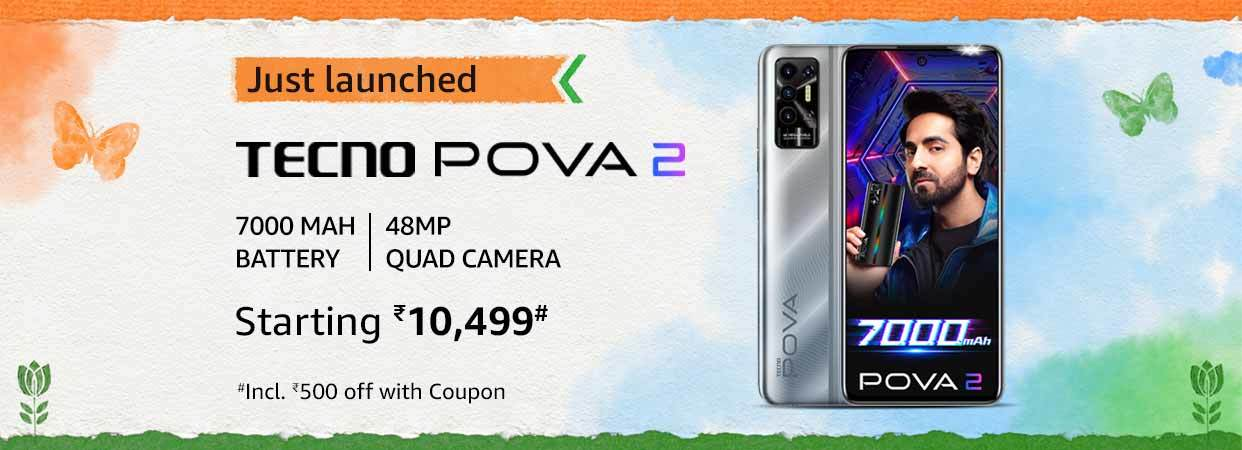 Tecno Pova And Other Mobile Offers