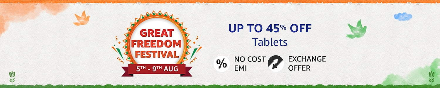 Best Offers On Tablets