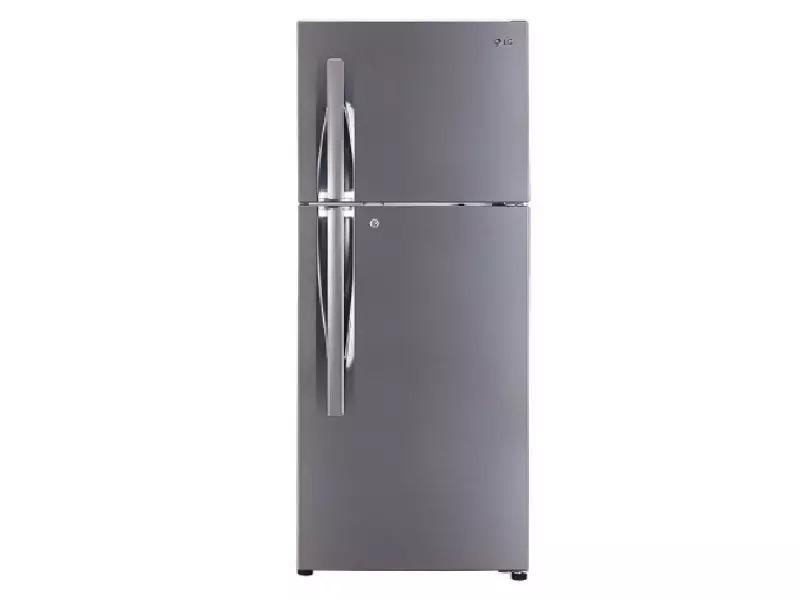 LG 260 L 3 Star Smart Inverter Frost Free Double Door Refrigerator