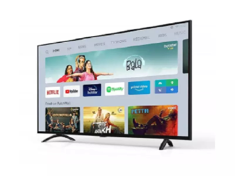 Mi 32 inches HD Ready Android Smart LED TV
