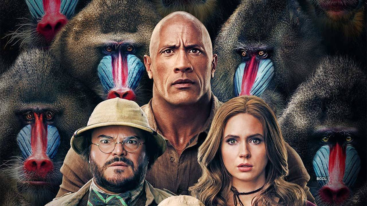 Jumanji The Next Level Movie Showtimes Review Songs Trailer Posters News Videos Etimes