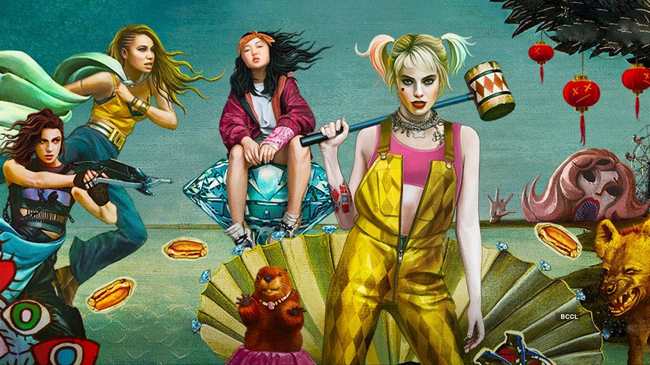 Birds Of Prey Movie Showtimes Review Songs Trailer Posters News Videos Etimes