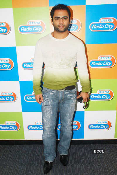 'Azaan' cast on Radiocity