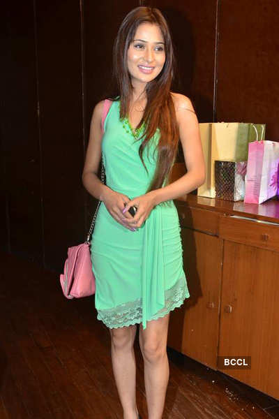 Munisha & Lucky's b'day bash