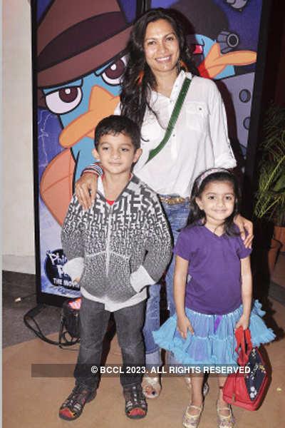 'Phineas and Pherb' - Mumbai