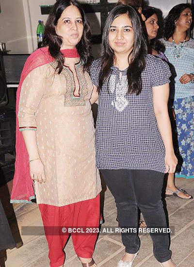 Shaily Gambhir's b'day party