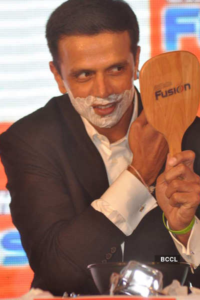 Launch of 'Gillette Fusion'