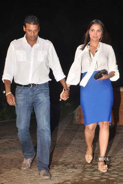 Akshay Kumar's bash for 'Speedy Singhs'