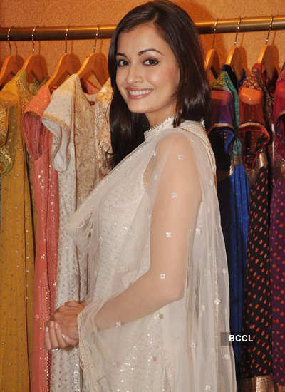 Dia Mirza promotes 'Love Break Up Zindagi'