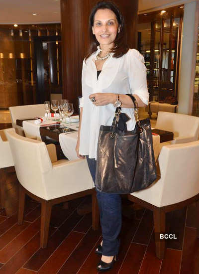 Priyanka Thakur's Sit Down launch
