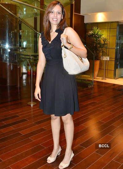 Priyanka Thakur's Sit Down launch