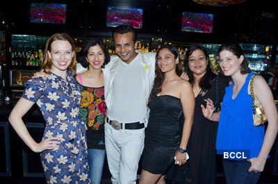 Ragasiya Vedika @ TGIF anniversary bash