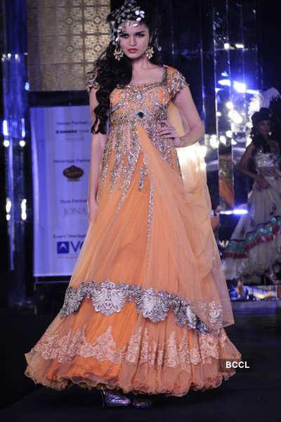 Aamby Valley India Bridal Week 2011: Anjalee & Arjun