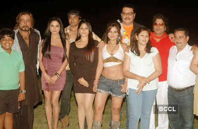 Daal Main Kuch...: On the sets